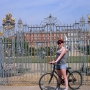 Biking to Hampton Court Palace - Kingston University London