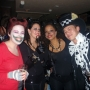 Having fun on Halloween with friends - Kingston University London