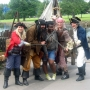Summer 2011 at Alton Towers with the Pirates! - Kingston University London