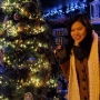 Enjoying the Christmas festivities - Kingston University London