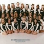 The Kingston Cougar Cheerleading squad - Kingston University London