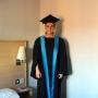 Graduation day for my Undergraduate degree - Kingston University London