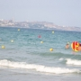 The lovely warm sea in Alicante - Kingston University London