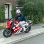 My one and only love, my Honda NC30 VFR400 - Kingston University London