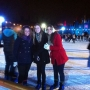 Ice skating at Hampton Court with friends - Kingston University London