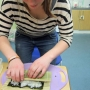 Sushi - our Japanese friend taught us how to make sushi! - Kingston University London