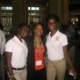 Myself and two serority girls at UNC Charlotte - Kingston University London