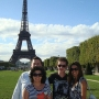 Paris with friends - Kingston University London
