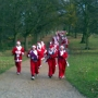 Santa Fun Run - Kingston University London