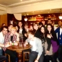 Halls Christmas night out - Kingston University London