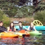 Kayaking on the Thames (KUKC) - Kingston University London