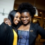 Helping my friend Mary celebrate her birthday - Kingston University London