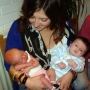 My brand new niece and nephew - Kingston University London