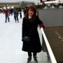 Enjoying Ice skating in Bristol for my birthday - Kingston University London
