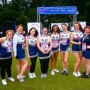 Attending Race for Life with the Cheerleaders - Kingston University London