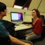 Working in the labs - Kingston University London