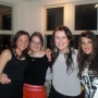 Me and some of the girls - Kingston University London
