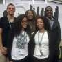 Students and Student Ambassadors that went on UNC Charlotte study tour - Kingston University London