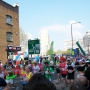 Supporting the London Marathon runners - Kingston University London
