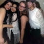 At my first house party, hosted by some of the girls on my course - Kingston University London