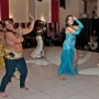 Doing my belly dancing - Kingston University London