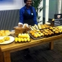 These guys do the most amazing muffins every Thursday - Kingston University London