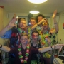 Hawaiian themed party! - Kingston University London