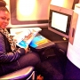 My first Business Class experience  - Kingston University London