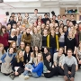 Class photo - Kingston University London